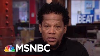 Ari And D.L. Hughley Talk About Holding Trump To The Eminem Test | The Beat With Ari Melber | MSNBC