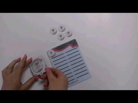Планшет для наращивания ресниц своими руками 24