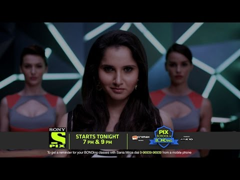 Bonding Classes With Sania Mirza video