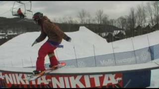 download lagu Janelle Leclair 2009 Snowboard Promo gratis