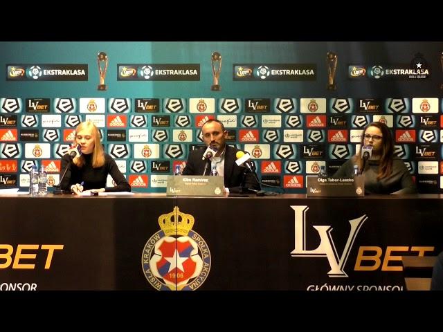 Konferencja po meczu z Górnikiem Zabrze (03.12.2017)
