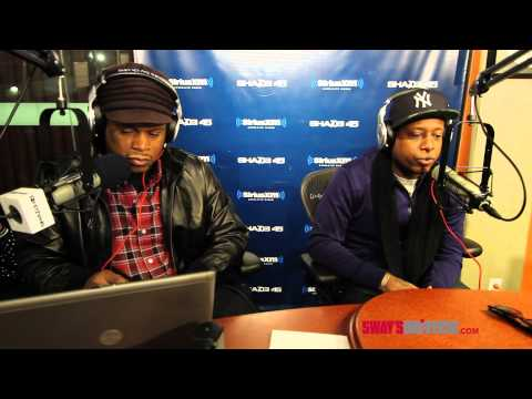 Talib Kweli Talks Relationship With Mos Def on Sway in the Morning