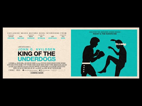 John G. Avildsen: King Of The Underdogs Trailer (2017) - Now Available To Own