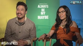 Ali Wong & Randall Park Discuss Casting Keanu Reeves in 'Always Be My Maybe'