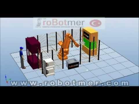 Taşıma Robotu Uygulaması 3