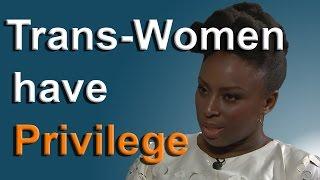 Jordan Peterson on Gender Identity - Feminists vs Trans-Women