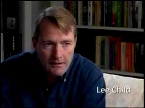 Interview with author Lee Child