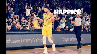 "Stephen Curry Mix - ""Happier"""