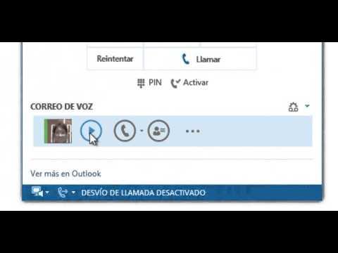 Guia Lync   Reproducir Mensaje de Voz