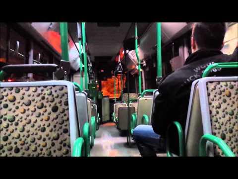 Ride a Renault / Irisbus Agora S GNV (CNG) # Athens-OSY
