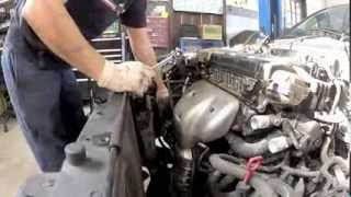 2002 Hyundai Elantra 2.0L Engine Replacement