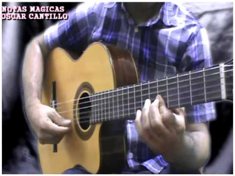 OSCAR CANTILLO NOTAS MAGICAS