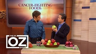 3 Cancer-Fighting Foods