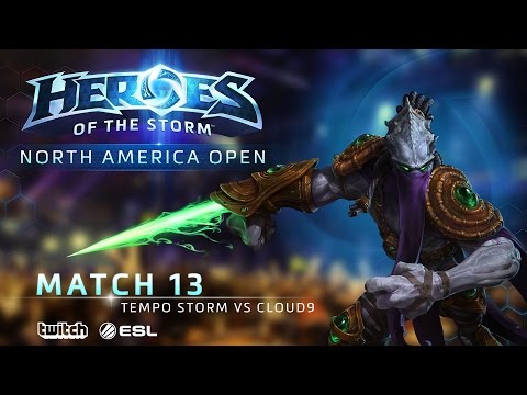 Tempo Storm vs Cloud9 - North America August Open - Match 13