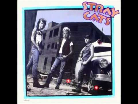 Stray Cats - Broken Man