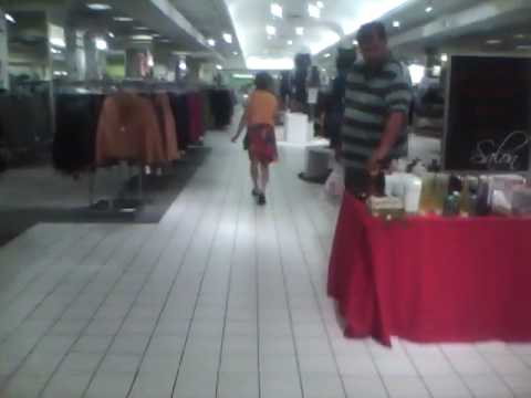 Entering through Carson Pirie Scott at Ford City Mall in West Lawn Part of Chicago Illinois.