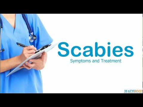 Scabies ¦ Treatment and Symptoms