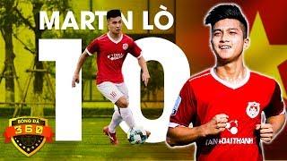 SAO Việt Kiều U23 VN Martin Lo️ ⚽ Tài Năng Cỡ Nào? Có Thay Được Công Phượng? Full HD | Bóng Đá 360