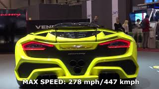 Awesome super cars 2019
