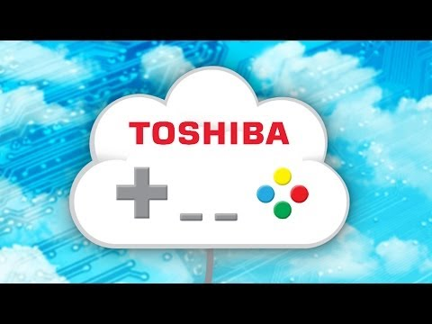 Toshiba Smart TVs Will Have PC Cloud Gaming