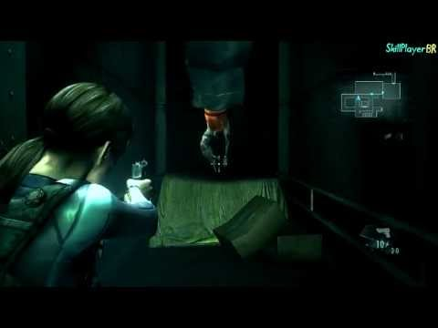 Resident Evil Revelation:pc Demo Gameplay E Analise