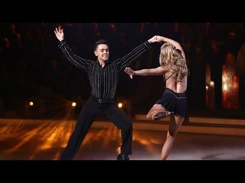 Dancing On Ice 2014:  Week 9 - Ray Quinn