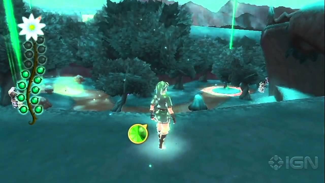 Zelda: Skyward Sword - Silent Realm Walkthrough (Faron ...   1280 x 720 jpeg 68kB