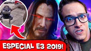 PLANTÃO DOS GAMES ESPECIAL E3 - Novo Zelda, novo console e Keanu reeves!
