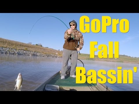 GoPro Mid-Fall Bass Fishing