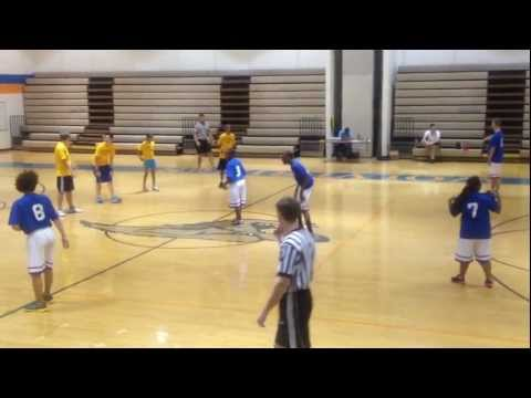 Bethesda-Chevy Chase High School V. Watkins Mill High School - Team Handball 10/27/12