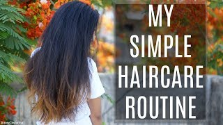 HOW TO GROW HAIR LONGER & HEALTHIER | Haircare Care Routine (Dry & Damaged Hair) | Stacey Castanha