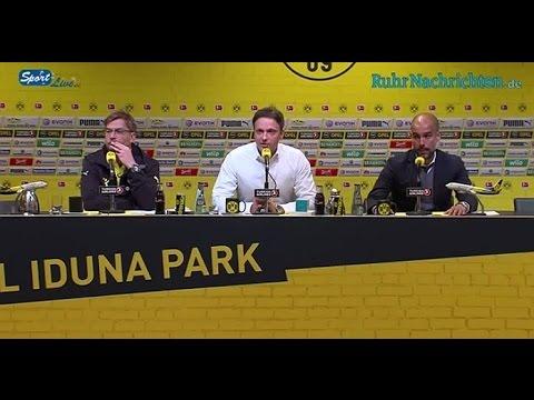PK nach Borussia Dortmund - FC Bayern München 0:1