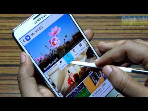 Samsung Galaxy Note III 3 TIPS & TRICKS. hidden tweaks & gestures [PART 5]