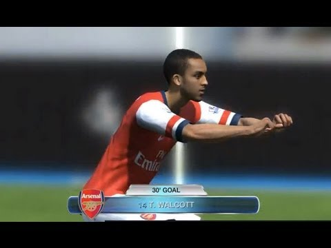 FIFA 13 All 40 Celebrations Tutorial HD