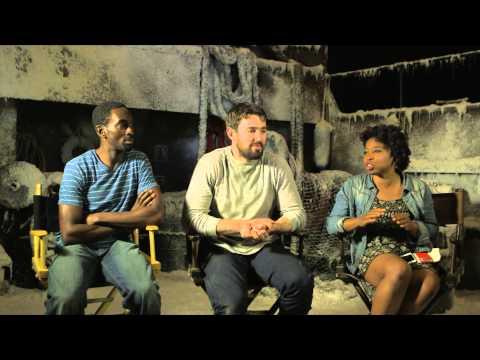 Online Movie Set Visit - Creature Fx Film, Harbinger Down video