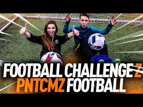 CHALLENGE PIŁKA NOŻNA Z PNTCMZ FOOTBALL
