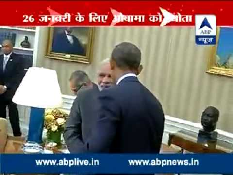 PM Modi invites US President Barack Obama to be Chief Guest at next Republic Day