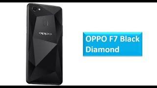 OPPO F7 Unboxing Diamond Black RAM 4GB/64GB Garansi Resmi Indonesia