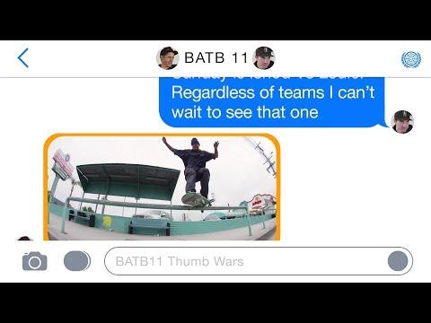 BATB 11 | Thumb Wars - Round 2: Week 3