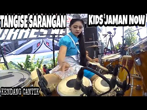 Download TANGISE SARANGAN  KENDANG CANTIK NEW KENDEDES