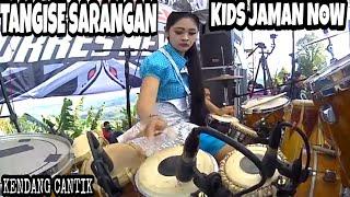 download lagu Tangise Sarangan  Kendang Cantik New Kendedes gratis