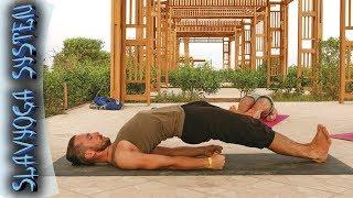 ЙОГА ДЛЯ НАЧИНАЮЩИХ ✪ Йога для спины и позвоночника ► Упражнения для спины (комплекс йоги)