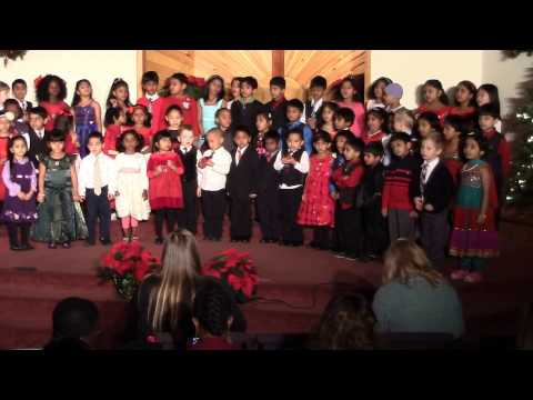 2013 Latham Christian Academy K4/K5 Christmas Program