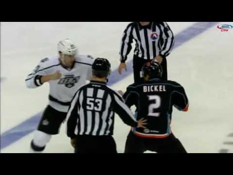 Stu Bickel vs Kurtis MacDermid Nov 27, 2016