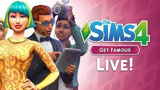 The Sims 4 Get Famous: LIVE Countdown + Our Special Announcement