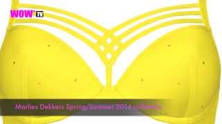 WOW* TV: Marlies Dekkers talking about her Spring/Summer 2014