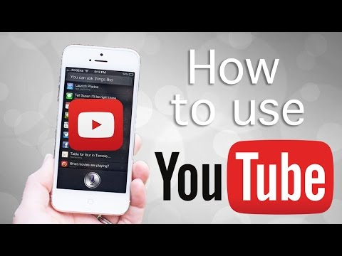 How to use YouTube: App Tutorial (HD)