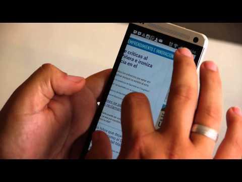 HTC one completo análisis en español