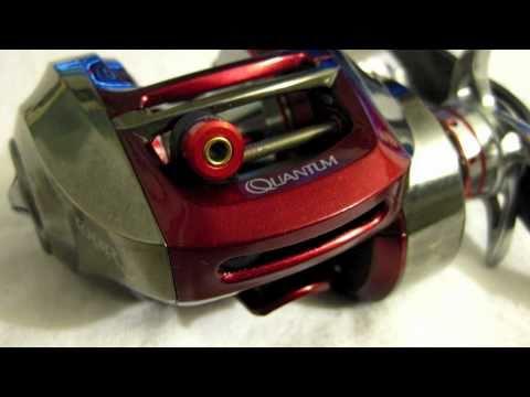 Fishing report - Quantum Tour KVD TKVD151 HPT Baitcast Reel Unboxing (TeamRippnLipz1) Video