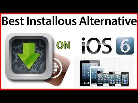 Best Installous Alternative of 2013 on iOS 6